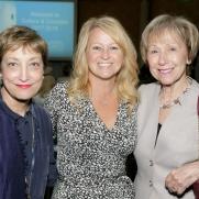 Charlotte Pelton, Mary Lewis, Judy Rappaport - Photo © JACEK Photo