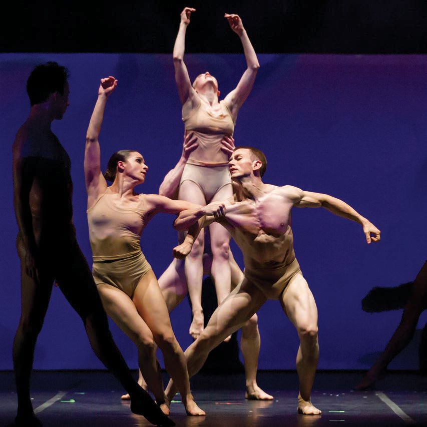 Light / The Holocaust & Humanity Project, photos courtesy of Ballet Austin