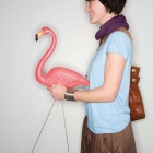 "Jacek Gancarz, selection from ""The Last Pink Flamingo Project"""