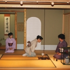 Demonstration of Sado: The Way of Tea at the Morikami Museum and Japanese Gardens