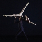 Jennifer Kronenberg and Carlos Guerra in Viscera. Photo ©Kyle Froman.