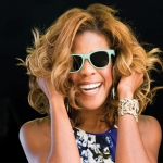 Jazz vocalist Nicole Henry