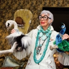 Iris Apfel, Photo from Palm Beach People, © Harry Benson