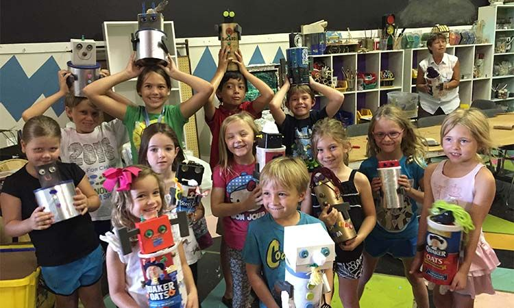 Resource Depot kids