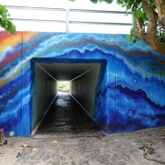 Spanish River Park North Tunnel