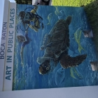 Red Reef Park Wall Mural