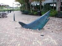 """Nova Shark"" by Kent Ullberg"