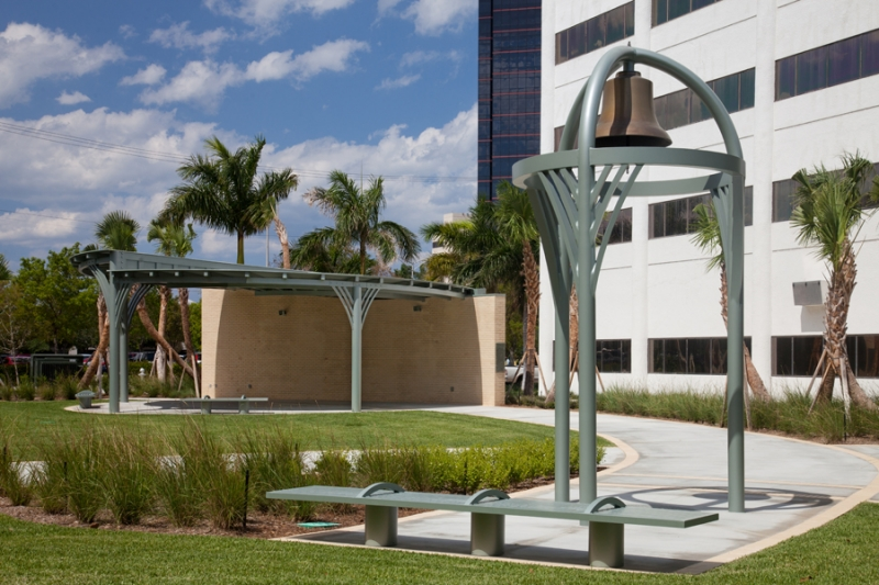 Barbara Grygutis - Centennial Plaza