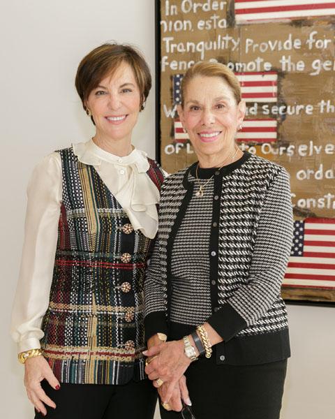 Irene Karp, Betty Oppenheimer - Photo © Jacek Gancarz