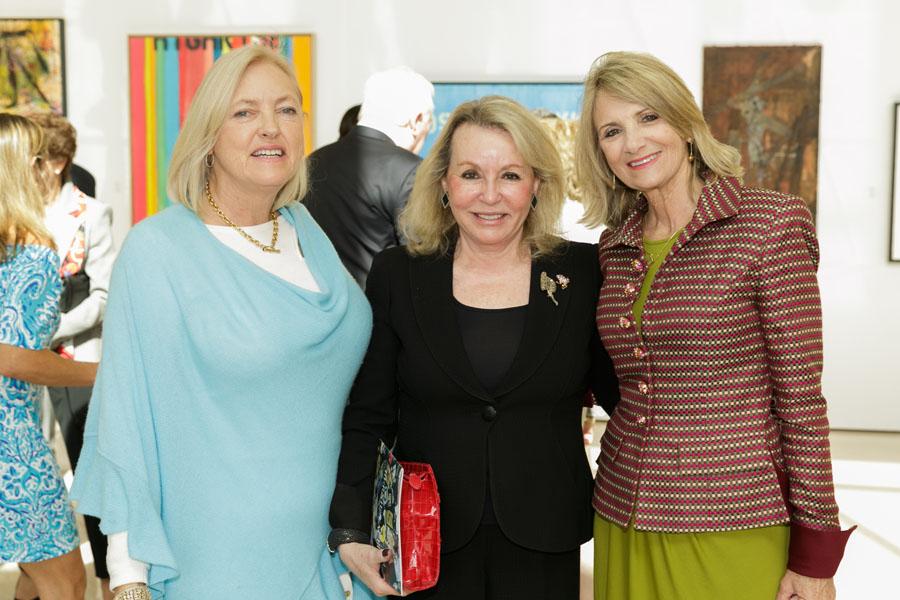 Diana Ryan, Esther Dinerstein, Sharon Domino - Photo © Jacek Gancarz