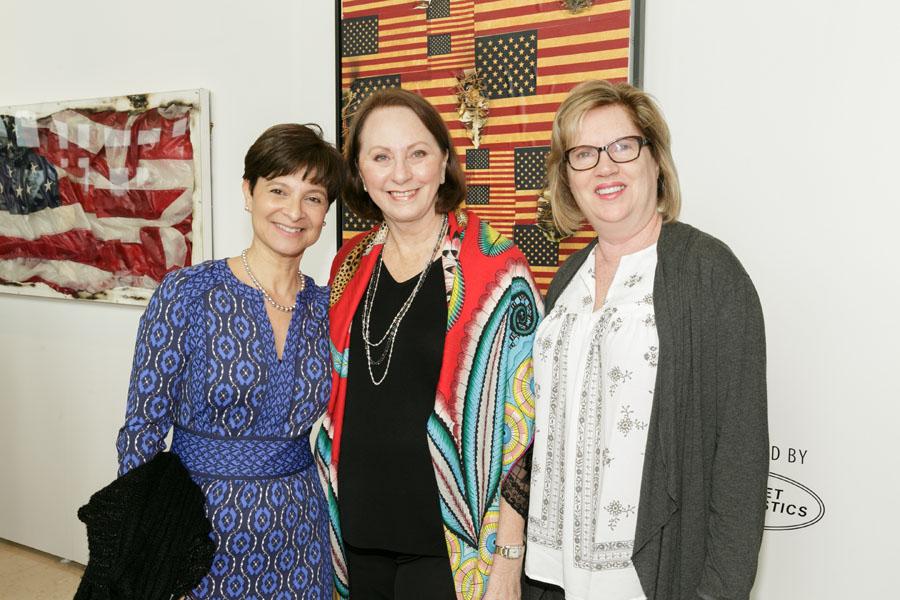 Sue Ellen Beryl, Judith Mitchell, Jeanne Martin - Photo © Jacek Gancarz
