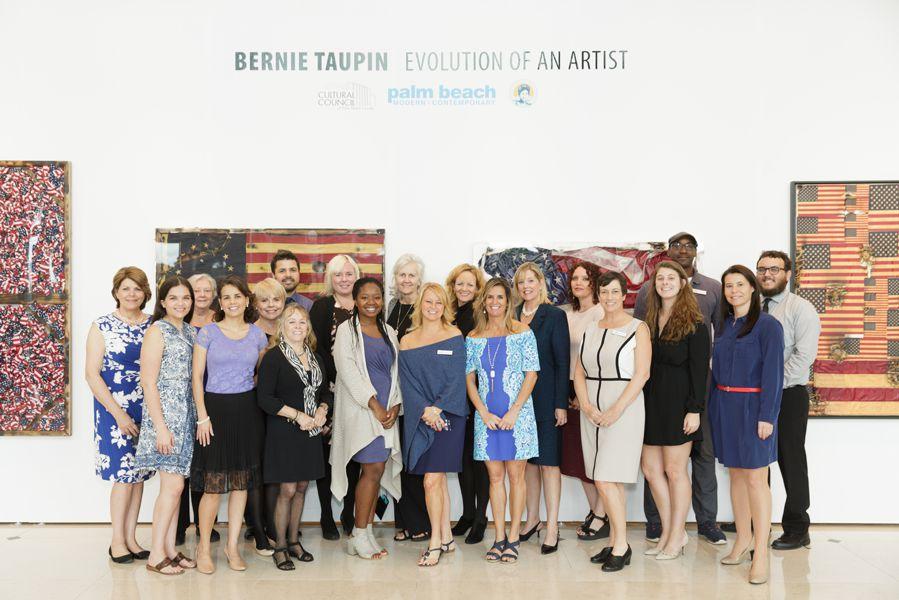 Bernie Taupin Spotlight Luncheon - Cultural Council staff - Photo © Jacek Gancarz