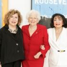 Linda Rosenkranz, Virginia Mossburg, Dina Gustin Baker - Photo © Jacek Gancarz