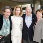Bruce Helander, Bonnie McElveen-Hunter, Alexander and Renate Dreyfoos - Photo © Jacek Gancarz