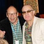 Bruce Helander, Bernie Taupin - Photo © Jacek Gancarz