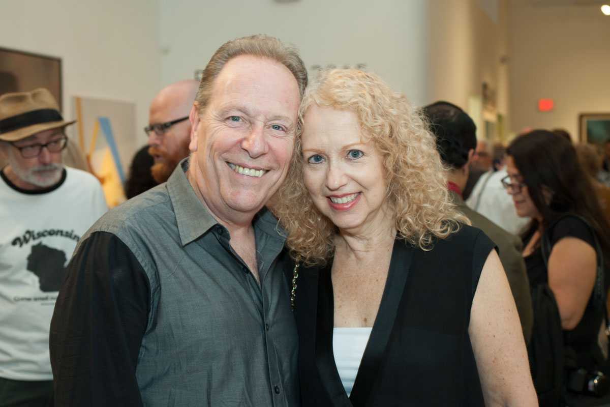 Joel and Joyce Cohen, photo © Jacek Photo