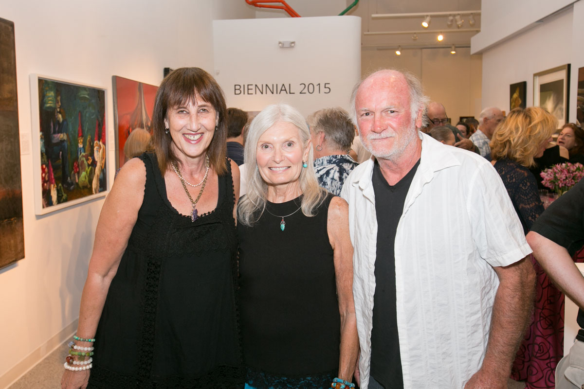 Cheryl Maeder, Nancy Brown, Wayne Stephens, photo © Jacek Photos
