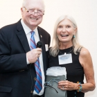 Bert Korman, Chair with Nancy Brown, photo © Jacek Photo