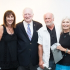 Cheryl Maeder; Bert Korman, Chair; Wayne Stephens; Nancy Brown, photo © Jacek Photo