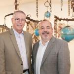 Steve Nesbitt and Christopher Caneles, photo © Jacek Photo