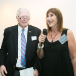 Bert Korman, Chair with Cheryl Maeder, photo © Jacek Photos