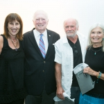 Cheryl Maeder; Bert Korman, Chair; Wayne Stephens; Nancy Brown, photo © Jacek Photos