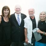 Cheryl Maeder; Bert Korman, Chair; Wayne Stephens; Nancy Brown, photo © Jacek Photos