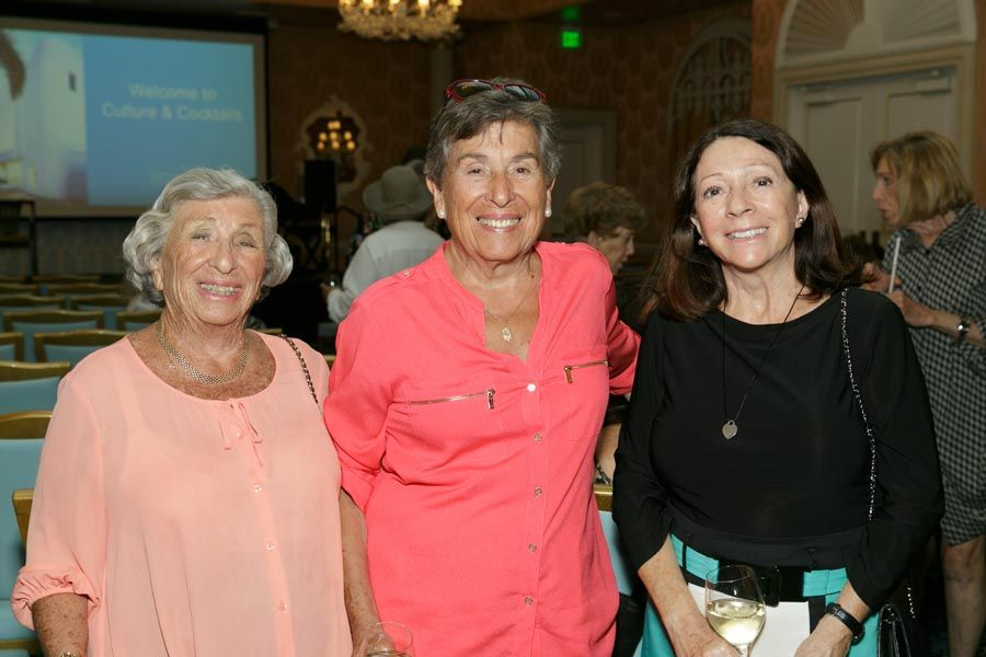 Phyllis Verducci, Janice Bolaffi, Rita Sullivan - Photo © JACEK Photo
