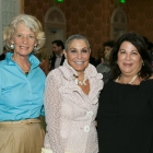 Donna Plasket, Judy Blum, Joanne Polin - Photo © JACEK Photo