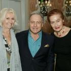 Florence Berney, Peter Rains, Skira Watson - Photo © JACEK Photo