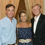 Mark Brucato, Sandy & Jim Finck - Photo © JACEK Photo