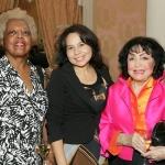 Essie D. Owens, Sindy Galdamez, Dina Baker - Photo © JACEK Photo