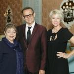 Sandy Stewart, Rich & Jill Switzer - Photo © JACEK Photo