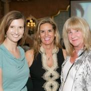 Kate Levine, Debbie Calabria, Mindy Levine