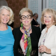 Donna Plaskett, Bonnie Roseman, Marie Jacobs - Photo © JACEK Photo