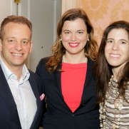 Dan Siegel, Elizabeth Bowers, Lindsay Seigel - Photo © JACEK Photo