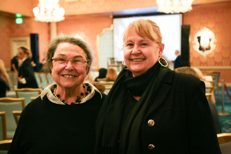 Joanne Heron, Lesley Hogan - Photo © Jacek Gancarz