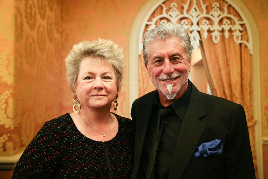 Maryann & Barry Seidman - Photo © Jacek Gancarz