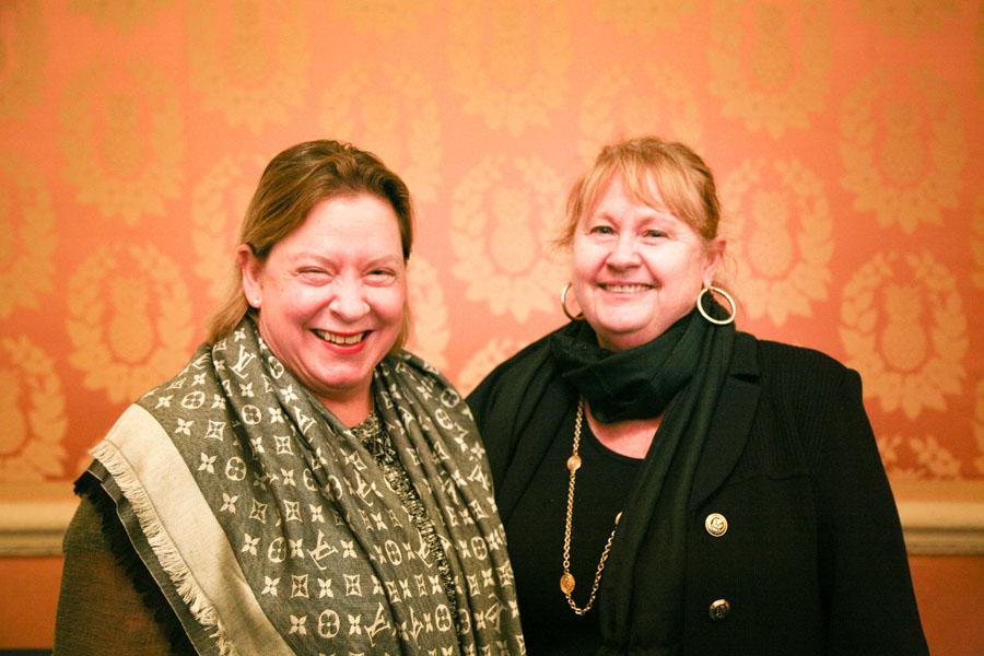 Sheryl Wood, Lesley Hogan - Photo © Jacek Gancarz