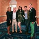 Carol Anderson, Peter Planes, Ariana Savalas, Blake McIver), Rob Russell - Photo © Jacek Gancarz