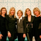 Kate Levine, Lauren Dietch, Francee Ford, Mindy Levine - Photo © Jacek Gancarz