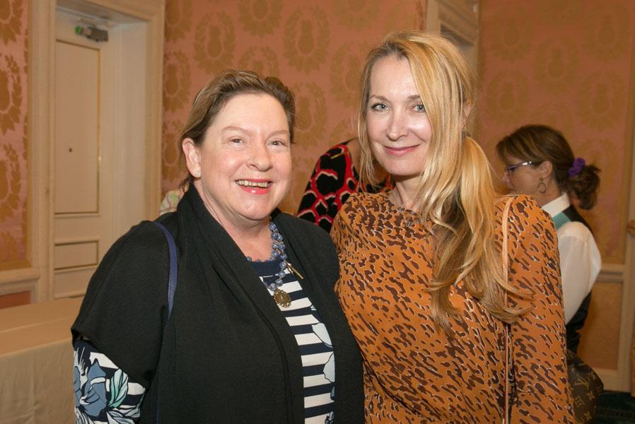 Sheryl Wood, Denise Niemann - Photo © JACEK PHOTO