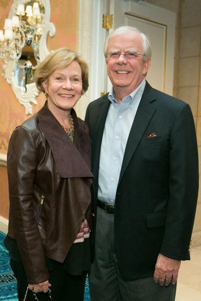 Janice & Michael Barry - Photo © JACEK PHOTO