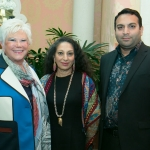 Roe Green, Coomi, Sahil Bhasin - Photo © JACEK PHOTO