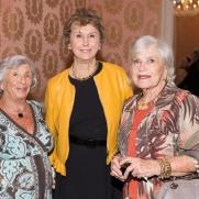 Phyllis Verducci, Veronica Karlan, Jeanne Kander - Photo © JACEK Photo