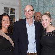 Jennifer Sullivan, Adam Gutin, Angelique Allen - Photo © JACEK Photo
