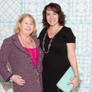 Lesley Hogan, Gina Sabean - Photo © JACEK Photo