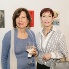 Susan Nernberg and Peg Anderson - Photo © JACEK PHOTO
