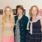 Sue Ann Paine, Pam Dean and D.B. Wienke - Photo © JACEK PHOTO
