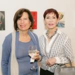 Susan Nernberg and Peg Anderson - Photo © JACEK PHOTO